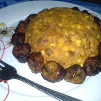 Adalu ( beans & corn )