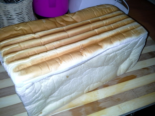 Fluffy Agege Bread