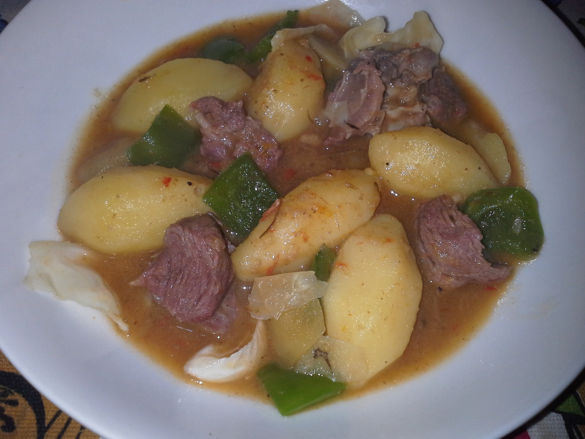 Potato Tourné Soup