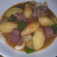 Potato Tourné Soup