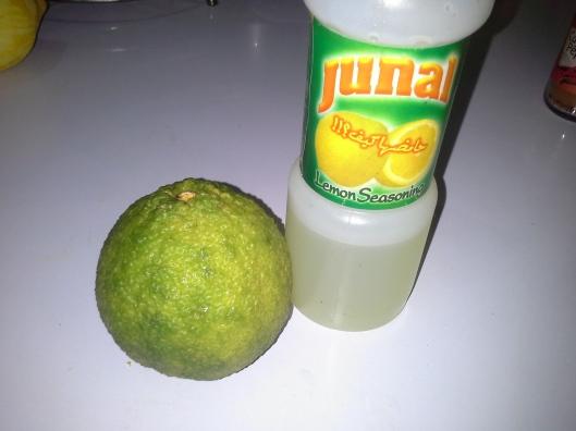 I use lemon seasoning when I run out of fresh lemons