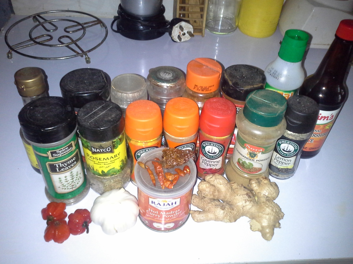 Meat Spices
