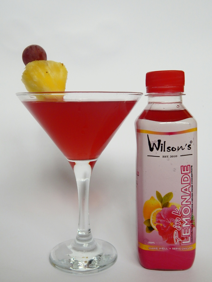 Wilson's Lemonade - Product review