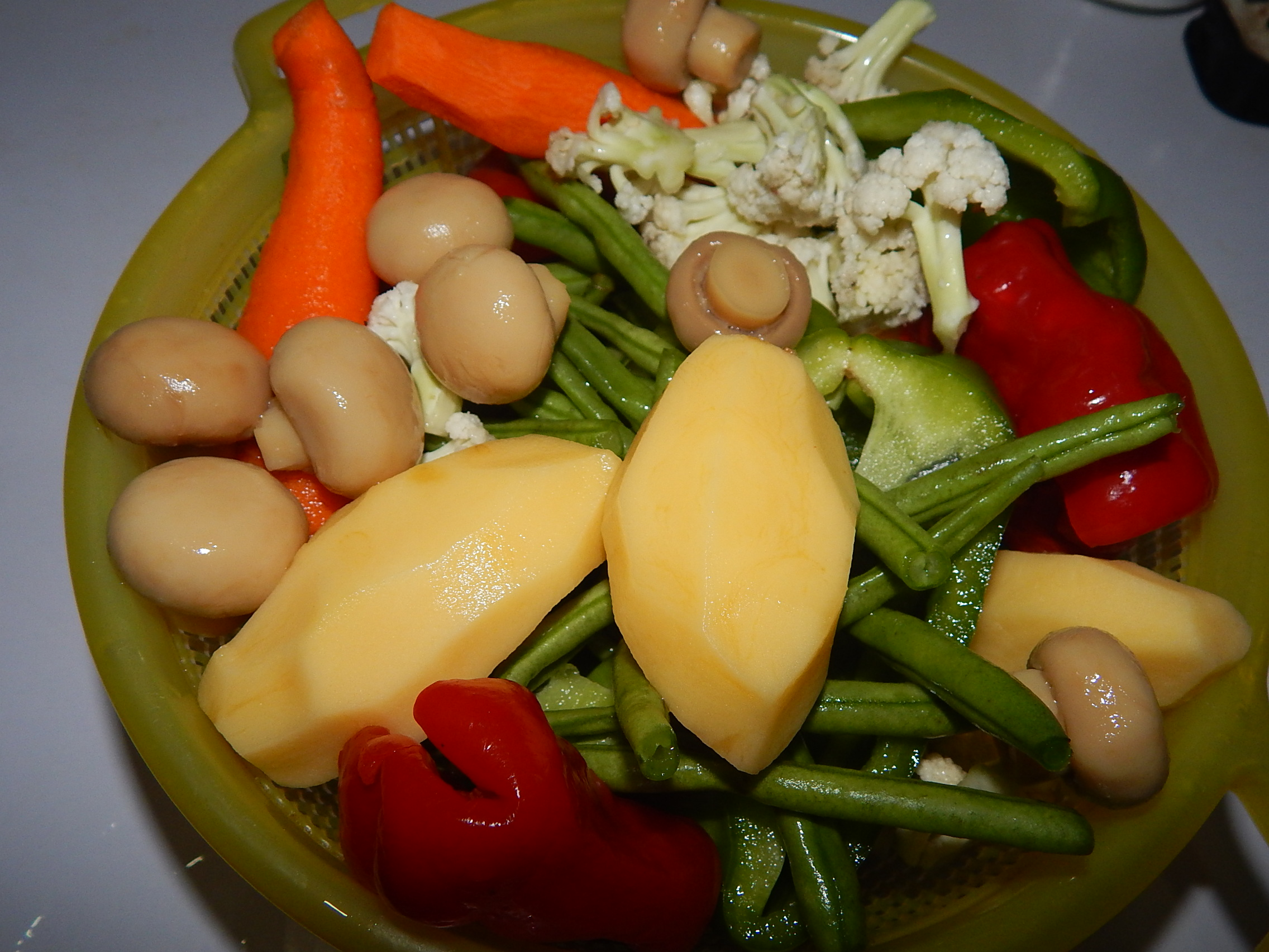 Vegetable Curry |