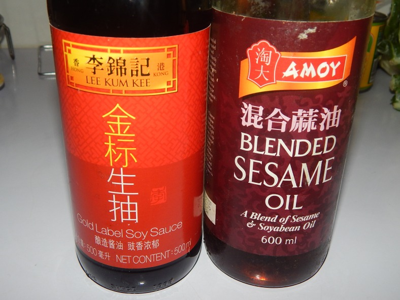 The two magic ingredients that convert an ordinary fried rice to special (Chinese) fried rice