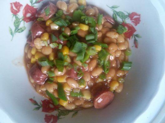 Uloaku's Baked Beans Salad
